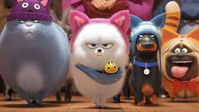 """""""Evcil Hayvanların Gizli Yaşamı 2"""", ABD Box Office'inin Zirvesinde!"""
