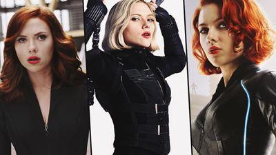 Favori Kızılımız Black Widow'un Avengers Serisindeki Evrimi!