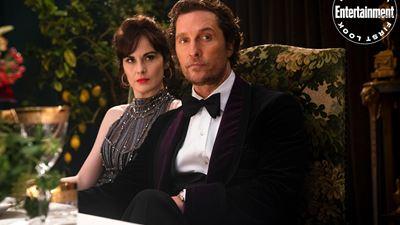 """Guy Ritchie'nin Yeni Filmi """"The Gentlemen"""" Görsellerinde Yıldız İsimler Bir Arada!"""