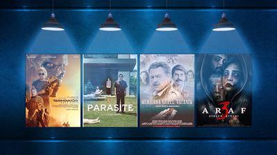 "Vizyondaki Filmler: ""Terminatör Kara Kader"", ""Parazit"""