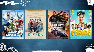 """Vizyondaki Filmler: """"Kutup Köpekleri"""", """"Bad Boys: Her Zaman Çılgın"""""""