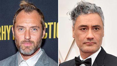Taika Waititi ve Jude Law, TV İçin Bir Araya Geliyor