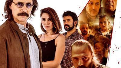 """Zengin Kadrolu """"Acı Kiraz""""dan Yeni Teaser ve Karakter Posterleri"""