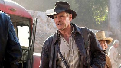 Steven Spielberg, Indiana Jones 5'i Yönetmeyecek!