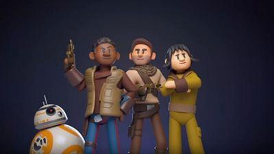 Colin Trevorrow'un Star Wars 9 Senaryosu Animasyon Oldu!