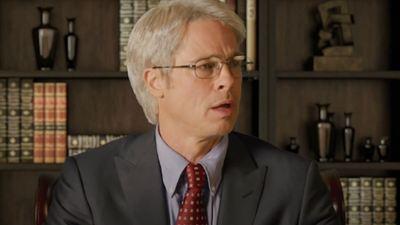 Brad Pitt, Saturday Night Live'de Antony Fauci'yi Canlandırdı