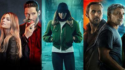 "Ağustos'ta Netflix: ""Blade Runner 2049"", ""Stranger"", ""Lucifer"""