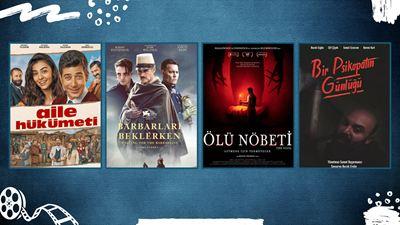 """Vizyondaki Filmler: """"Aile Hükümeti"""", """"Barbarları Beklerken"""", """"Ölü Nöbeti"""""""