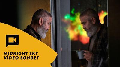 """George Clooney Yeni Filmi """"Midnight Sky""""ı Anlattı"""