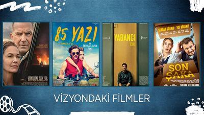 """Vizyondaki Filmler: """"Gitmesine İzin Ver"""", """"85 Yazı"""", """"Yabancı"""""""