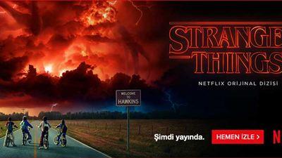 Stranger Things'in Tüm Videolarını İzle!