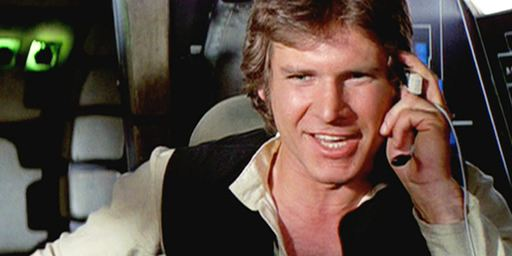 Yıldız Savaşları'nda Aslan Payı Han Solo'nun mu?
