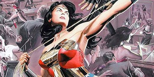 Wonder Woman Filmine Kadın Yönetmen Aranıyor!