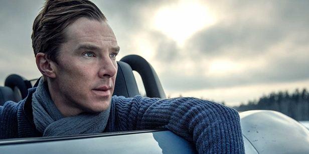 Yakın Plan: Benedict Cumberbatch