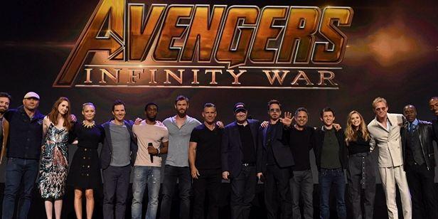 """""""Avengers: Infinity War""""dan Potansiyel Sürpriz Bozan Taşıyan Kare!"""