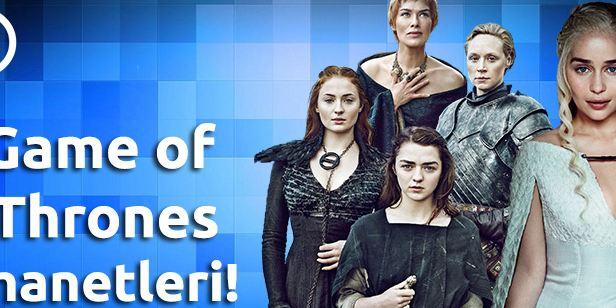 Game of Thrones İhanetleri