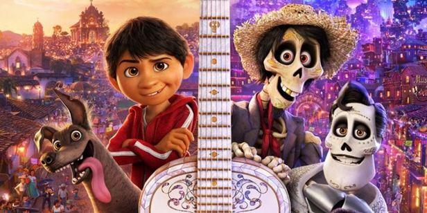 """Ölüler Dünyası'na Bir Bakış Sunan """"Coco""""dan Yeni Posterler!"""