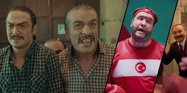 2017'de En Çok Gişe Yapan 10 Yerli Komedi!