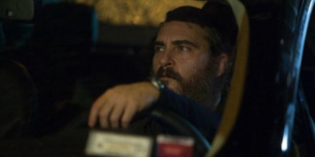"Joaquin Phoenix'li ""You Were Never Really Here""ın Yeni Posteri Yayınlandı!"