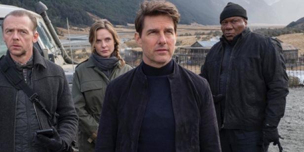 """Tom Cruise """"Mission: Impossible 6"""" İçin Çatılara Çıktı!"""