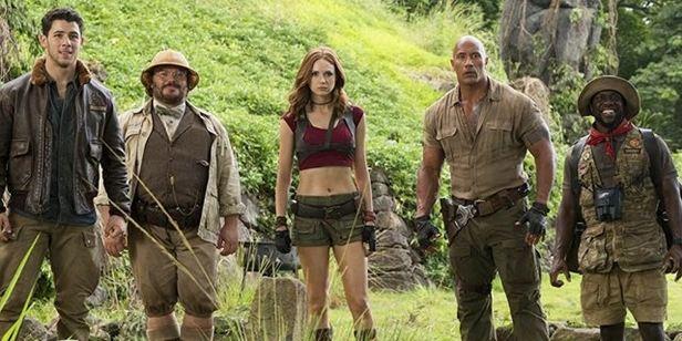 ABD Box Office: Jumanji Yine Zirvede!