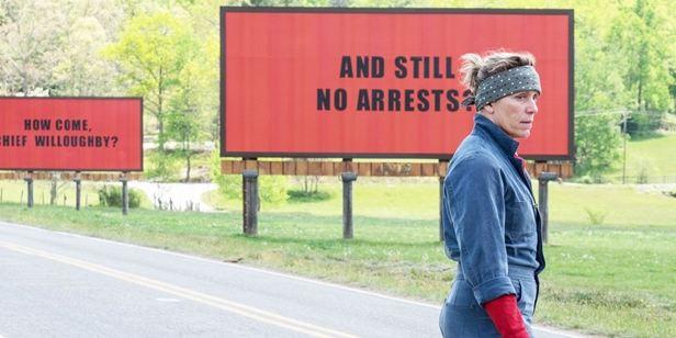 """BAFTA Ödülleri'ne """"Üç Billboard Ebbing Çıkışı, Missouri"""" Damga Vurdu!"""