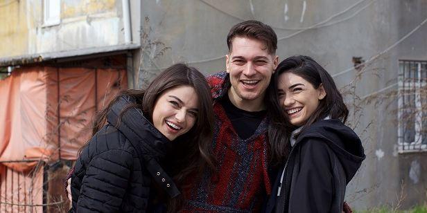 Netflix'in İlk Türk Orijinal Dizisinin Çekimleri İstanbul'da Başladı