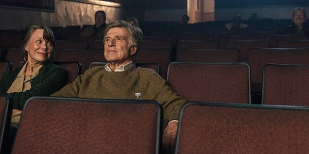 "Robert Redford'lu ""The Old Man and the Gun""dan İlk Fragman!"