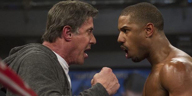 """""""Creed 2"""" Posterinde Rocky Balboa Geri Dönüyor!"""