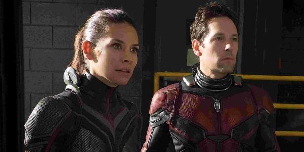 """""""Ant-Man ve Wasp"""" Box Office Zirvesine Yerleşti!"""