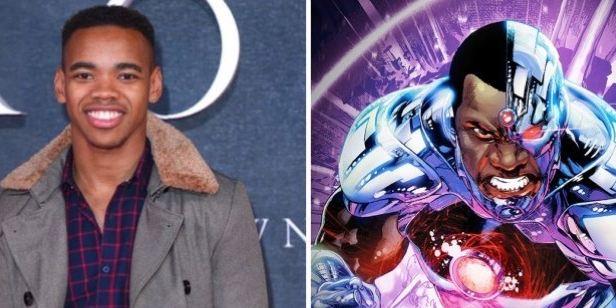 'Doom Patrol' Cyborg'unu Buldu!