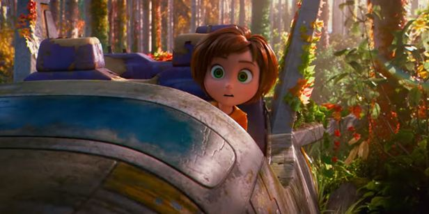 """Animasyon Filmi """"Mucizeler Parkı""""ndan Yeni Poster Var!"""