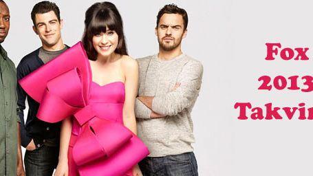 New Girl Ne Zaman Başlayacak? Fox 2013-14 Takvimi