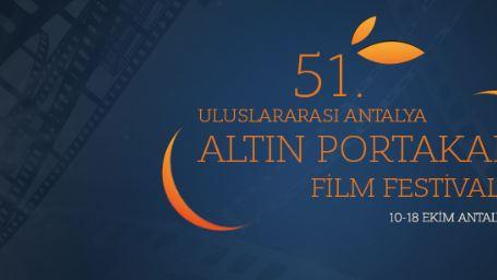 Cannes Ödüllü Filmler Altın Portakal Film Festivali'nde!