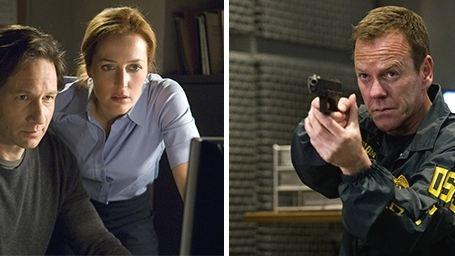 Fox'dan The X-Files ve 24 Severlere Müjde!