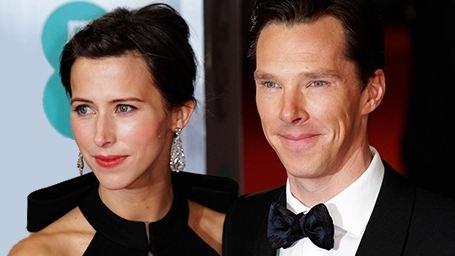 Benedict Cumberbatch Sevgililer Günü'nde Evlendi!