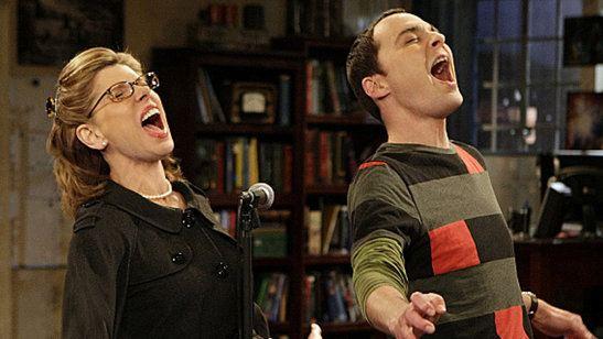 The Big Bang Theory'ye İki Konuk Oyuncu Geliyor!