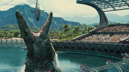 """19 Dinozorla Yeni Jurassic World Filminin """"Sakinleri!"""""""