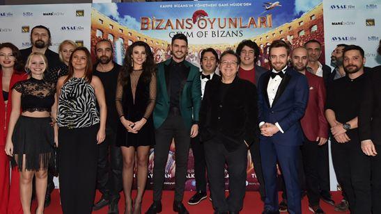 Bizans Oyunları Filmi İlk Kez Seyirci Karşısına Çıktı!