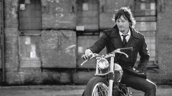 Ride With Norman Reedus'tan Video Geldi