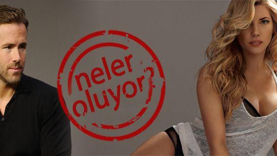 Katheryn Winnick ve Ryan Reynolds'tan Taze Haberler!