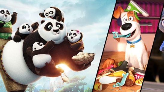 2016'da Vizyona Giren En İyi Animasyonlar!