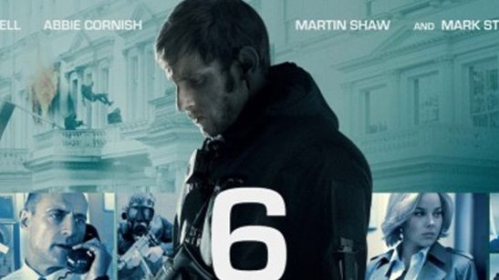 6 Days Filminden Yeni Poster Yayınlandı!