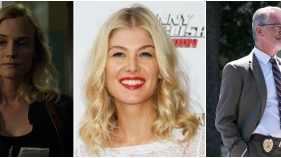 Hollywood'tan Son Haberler! Oscar Isaac, Rosamund Pike, Diane Kruger...