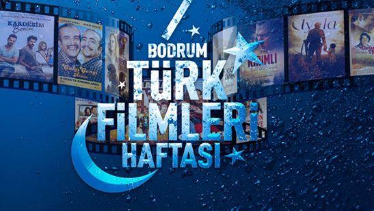 7. Bodrum Türk Filmleri Haftası Başladı