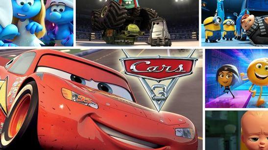 2017'nin En İyi Animasyon Filmleri!