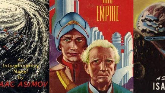 Isaac Asimov'un Foundation'ı Apple Tarafından Ekrana Uyarlanıyor