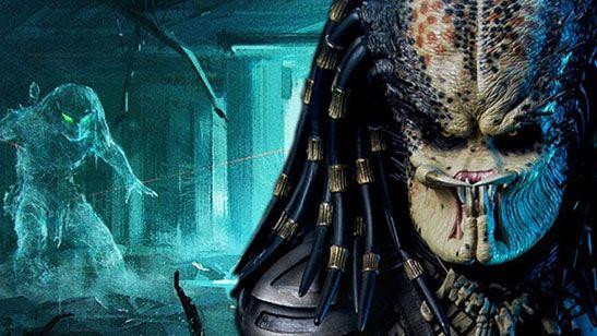The Predator'dan Dublajlı Fragman