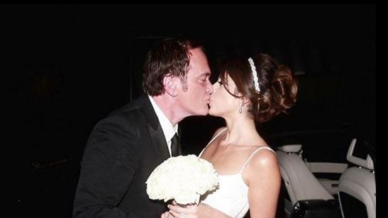 Usta Yönetmen Quentin Tarantino Evlendi!