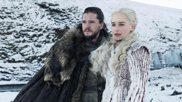 'Game of Thrones'un Final Sezonundan Yepyeni Kareler!